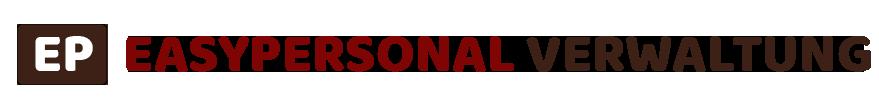 Easypersonal Verwaltung Logo